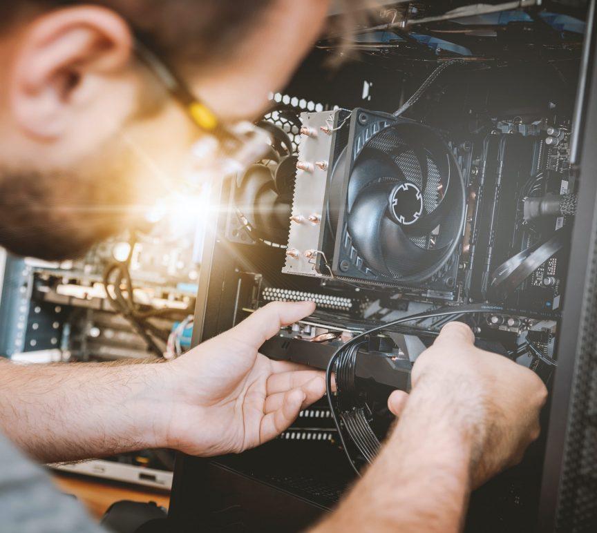 Гама Техніка ремонт комп'ютерів